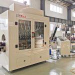 Automatisk fyllnadsmaskin för flytande flaskor, Clorox blekmedelsyrafyllningsmaskin