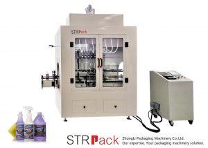 Frätande vätskepåfyllningsmaskin