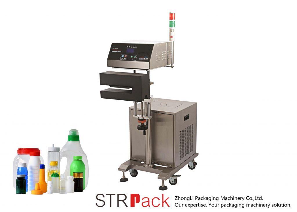 Automatisk tätningsmaskin för induktion