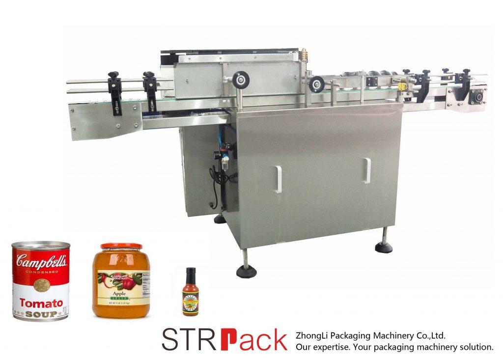 Automatisk våtlimmärkningsmaskin (klistermärkningsmaskin)