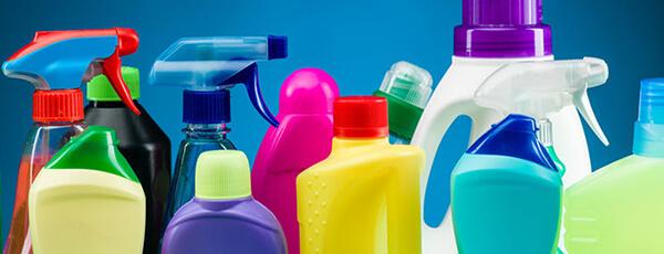 Rengöringsprodukter för hushållsprodukter