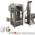 Plastic Jerry Can Capping Machine
