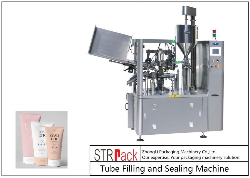 SFS-100 plaströr Fyllnings- och tätningsmaskin