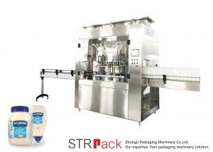 STRRP påfyllningsmaskin för rotorpump