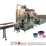 Vaselin Liquid Filling Machine Automatisk Vaseline Filling And Cooling Line